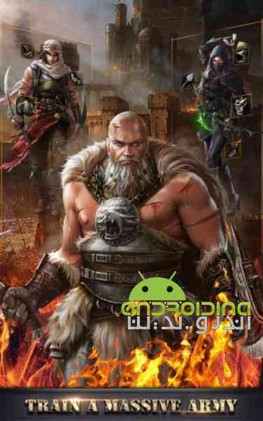 Game of Kings The Blood Throne – بازی پادشاهان، تاج و تخت خون اندروید