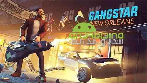 دانلود Gangstar New Orleans 1.1.1d بازی گنگستر های نیواورلینز اندروید + دیتا 3