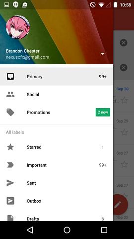 Gmail | اتصال و مدیریت جیمیل