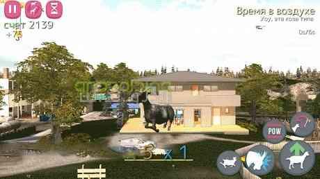 Goat Simulator – شبیه ساز بز