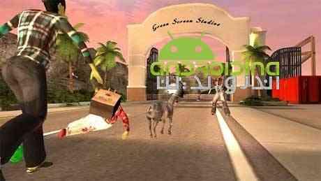 Goat Simulator GoatZ – شبیه ساز بز در برابر زامبی اندروید