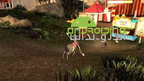 دانلود Goat Simulator GoatZ 1.4.4 بازی شبیه ساز بز در برابر زامبی اندروید + دیتا 2