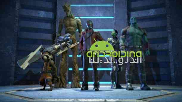 Guardians of the Galaxy TTG – نگهبانان کهکشان اندروید