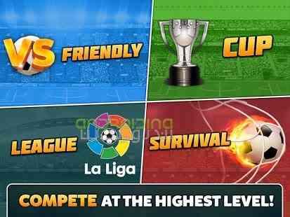 دانلود Head Soccer LaLiga 2018 4.1.0 بازی ضربات سر در لالیگا اندروید 2