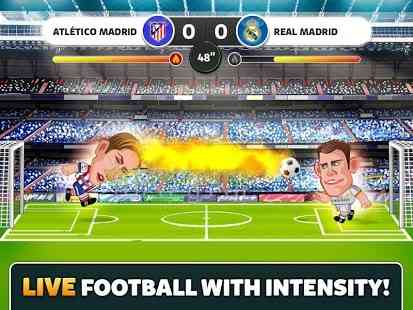 Head Soccer LaLiga 2018 – ضربات سر در لالیگا 2018