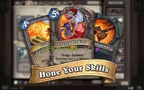 دانلود Hearthstone Heroes of Warcraft 10.0.22585 بازی انلاین آتشدان اندروید 3
