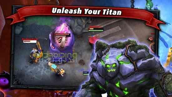 دانلود Heroes of SoulCraft – MOBA 1.7.1 بازی قهرمانان سول کرفت اندروید 3