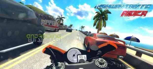 دانلود Highway Traffic Rider 1.6.11 بازی راننده ترافیک بزرگراه 1