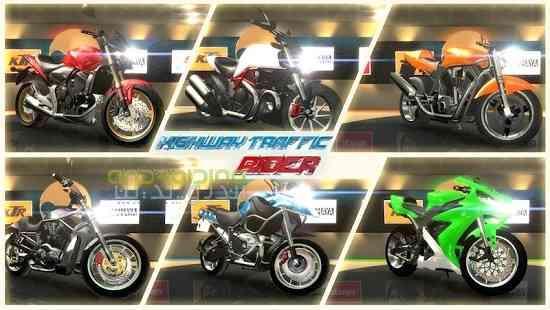 دانلود Highway Traffic Rider 1.6.11 بازی راننده ترافیک بزرگراه 2