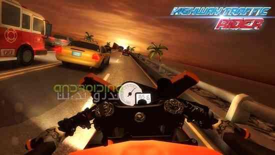 دانلود Highway Traffic Rider 1.6.11 بازی راننده ترافیک بزرگراه 4