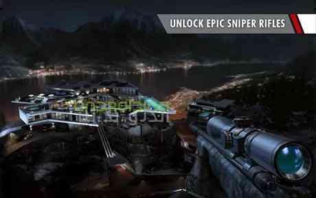 دانلود Hitman Sniper 1.7.98572 بازی هیتمن، تک تیرانداز اندروید + دیتا 3