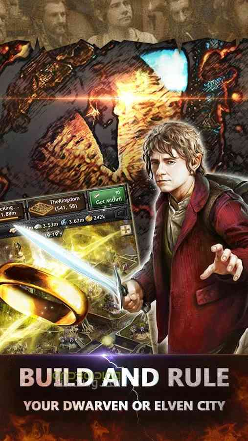 The Hobbit King Middle-earth – هابیت، پادشاه سرزمین میانی