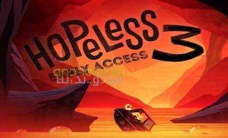 دانلود Hopeless 3 Dark Hollow Earth 0.1.02 بازی ناامید 3، زمین پوچ و تاریک اندروید 1