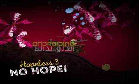 دانلود Hopeless 3 Dark Hollow Earth 0.1.02 بازی ناامید 3، زمین پوچ و تاریک اندروید 3