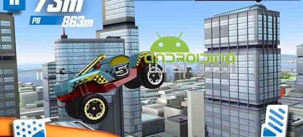 دانلود Hot Wheels Race Off 1.1.7583 بازی مسابقات چرخ های داغ اندروید 1