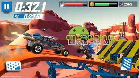 دانلود Hot Wheels Race Off 1.1.7583 بازی مسابقات چرخ های داغ اندروید 2
