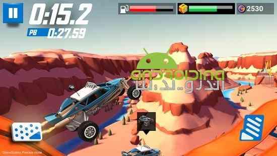 Hot Wheels Race Off – مسابقات چرخ های داغ اندروید