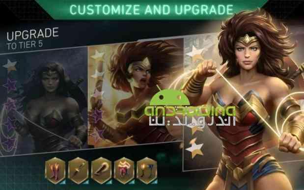 دانلود Injustice 2 1.7.0 بازی اکشن جنگی بی عدالتی 2 اندروید + دیتا 4