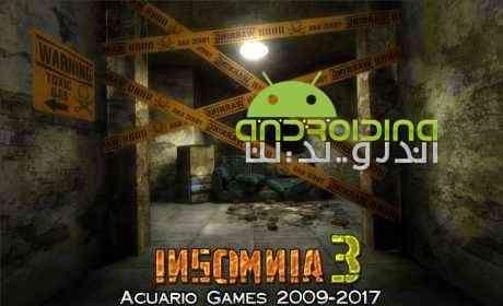 Insomnia 3 – بی خوابی 3 اندروید