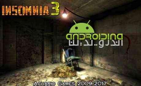 دانلود Insomnia 3 3 بازی بی خوابی 3 اندروید + دیتا اندروید 2