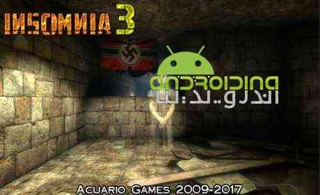 دانلود Insomnia 3 3 بازی بی خوابی 3 اندروید + دیتا اندروید 3