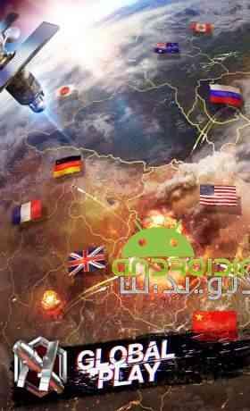 دانلود Invasion Global Warfare 1.34.11 بازی تهاجم، جنگ جهانی اندروید 2
