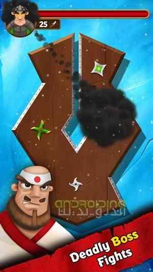 دانلود iSlash Heroes 1.3.6 بازی جذاب قهرمانان اسلش 4