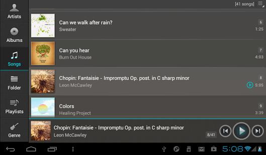 دانلود jetAudio Music Player Plus 9.1.2 پخش قدرتمند صوتی اندروید 2
