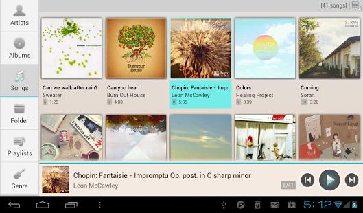 دانلود jetAudio Music Player Plus 9.1.2 پخش قدرتمند صوتی اندروید 1