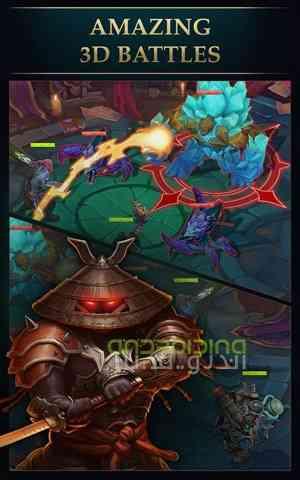 دانلود Juggernaut Wars 2.1.0 بازی جنگ نیروهای عظیم اندروید + دیتا 3