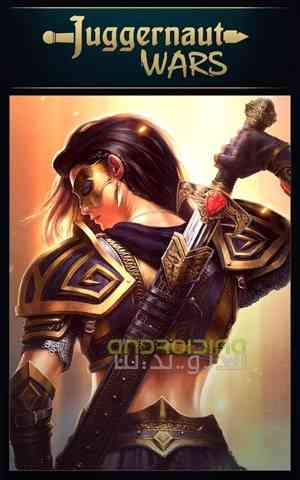Juggernaut Wars – جنگ نیروهای عظیم