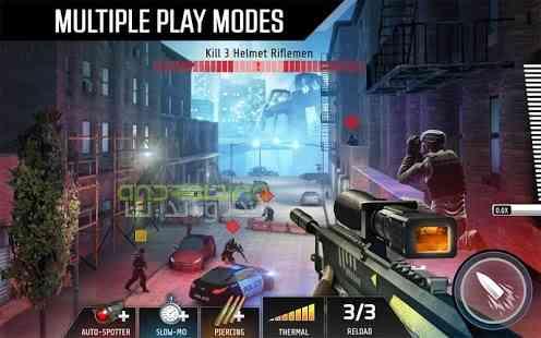 دانلود Kill Shot Bravo 4.2 بازی انلاین کشتن شات براوو اندروید 3