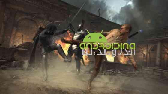 دانلود King Arthur 1.3 بازی مبارزه ای پادشاه آرتور اندروید + دیتا 4