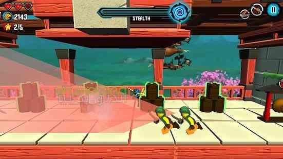 LEGO Ninjago: Skybound – بازی لگوی نینجا، کران آسمان