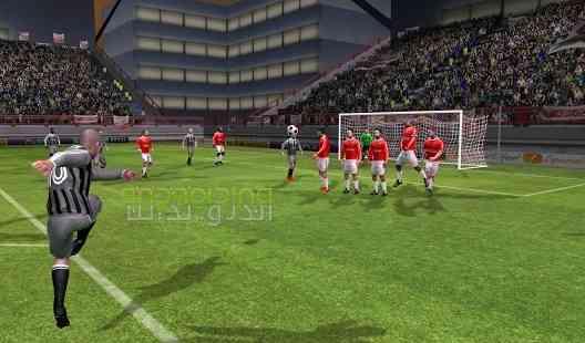 دانلود Dream League Soccer 2017 4.16 بازی لیگ رویایی فوتبال اندروید 1