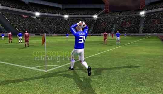 دانلود Dream League Soccer 2017 4.16 بازی لیگ رویایی فوتبال اندروید 4