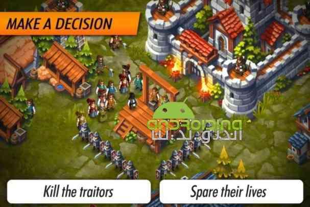 Lords & Castles – ارباب ها و قلعه ها اندروید