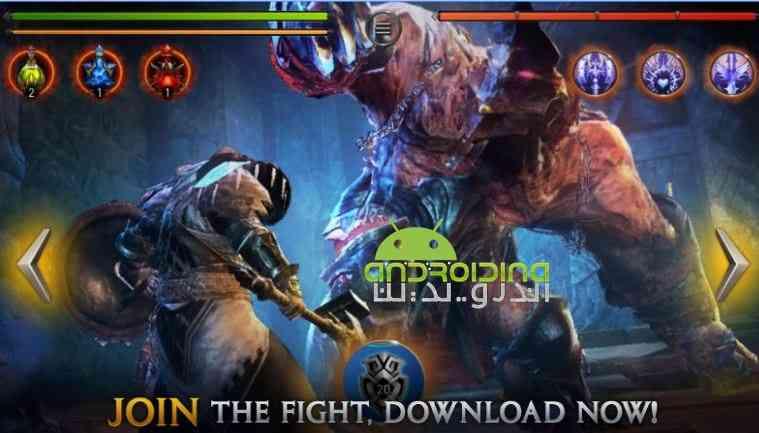 دانلود Lords of the Fallen 1.1.2 بازی اربابان سقوط کرده اندروید + دیتا 2