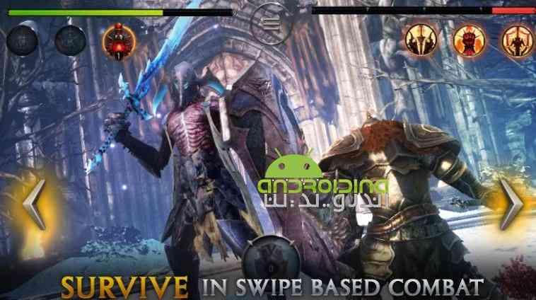 دانلود Lords of the Fallen 1.1.2 بازی اربابان سقوط کرده اندروید + دیتا 4