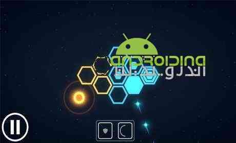 دانلود Lunaform 1.0 بازی سرگرم کننده لونافرم اندروید 3