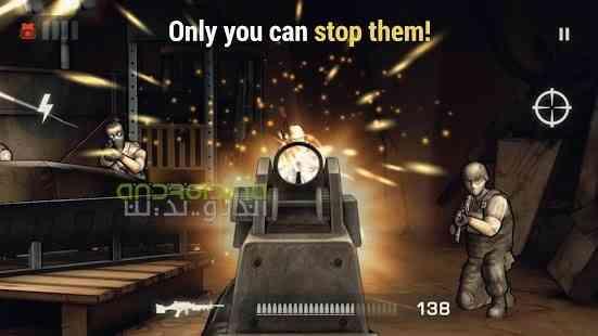 دانلود Major GUN FPS endless shooter 3.9 بازی تفنگ بزرگ اندروید 3