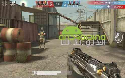 دانلود Maskgun Multiplayer FPS 2.061 بازی تیراندازی مولتی پلیر اندروید 4