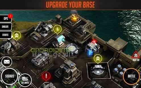دانلود League of War Mercenaries 7.4.56 بازی لیگ جنگ: مزدورها 2