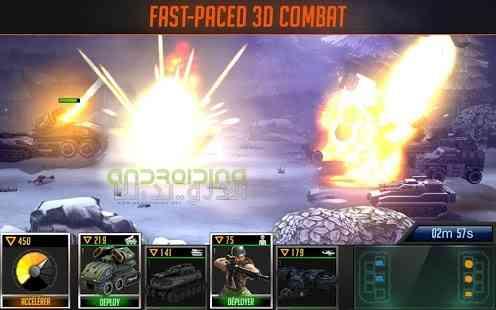 دانلود League of War Mercenaries 7.6.93 بازی انلاین لیگ جنگ: مزدورها اندروید 4