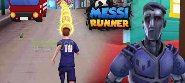دانلود Messi Runner 2.0.2 بازی مسی دونده اندروید 4