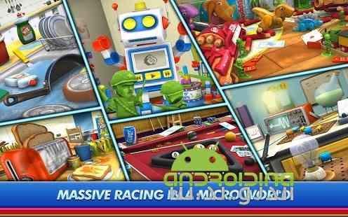 دانلود Micro Machines 1.0.4.0002 بازی ماشین های کوچک + دیتا 2