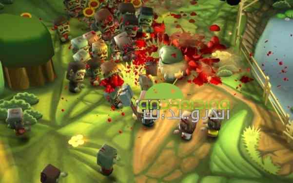 Minigore 2 Zombies - خوم کوچک 2، زامبی ها اندروید