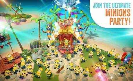 Minions Paradise - بازی فوق العاده بهشت مینیون ها