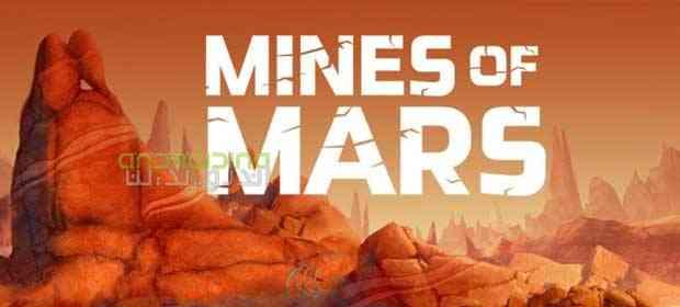 Mines of Mars – معادن مریخ