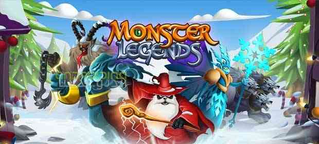 Monster Legends – قهرمانان هیولا